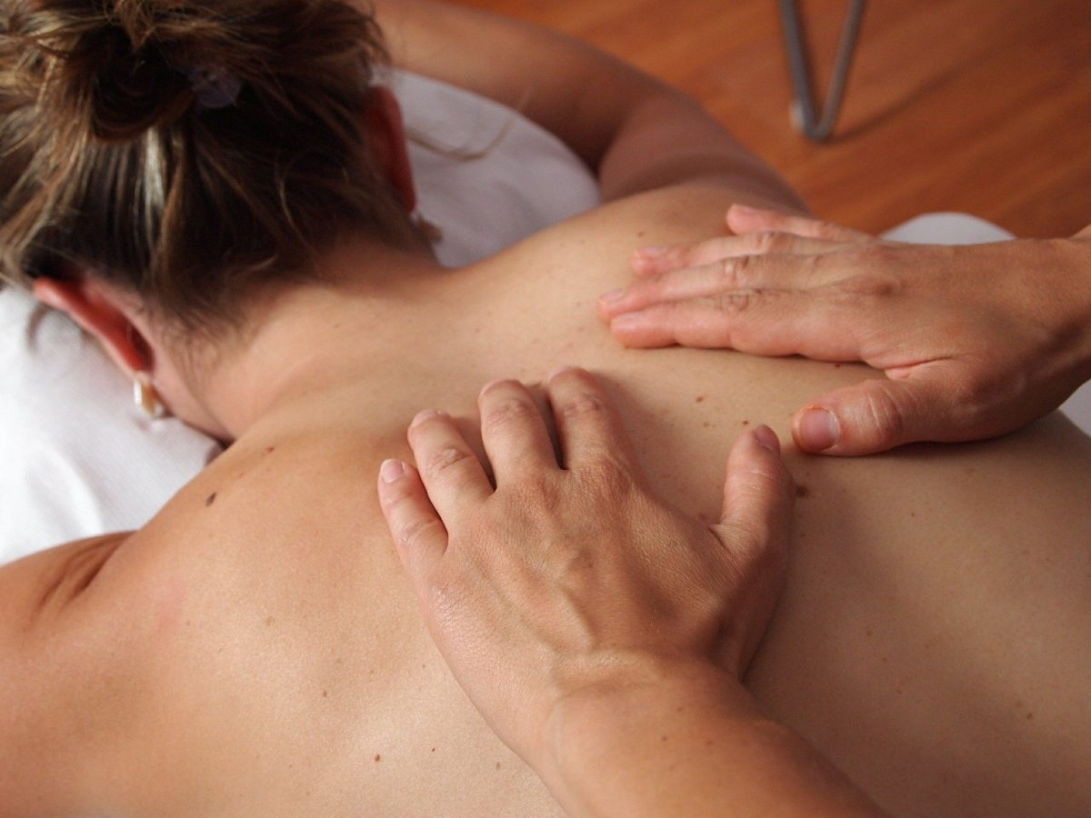 There's a big difference between spa massage and a medical massage.