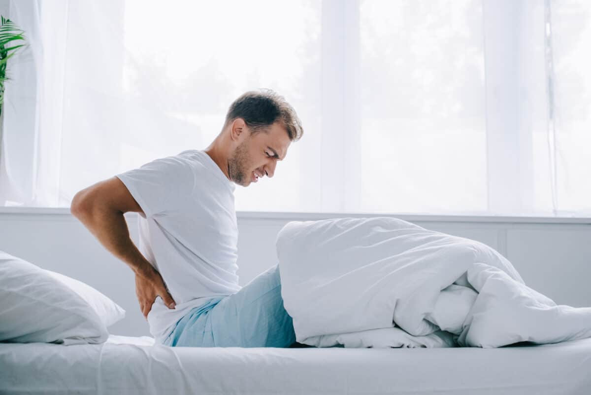 Back pain when breathing should always be taken seriously.