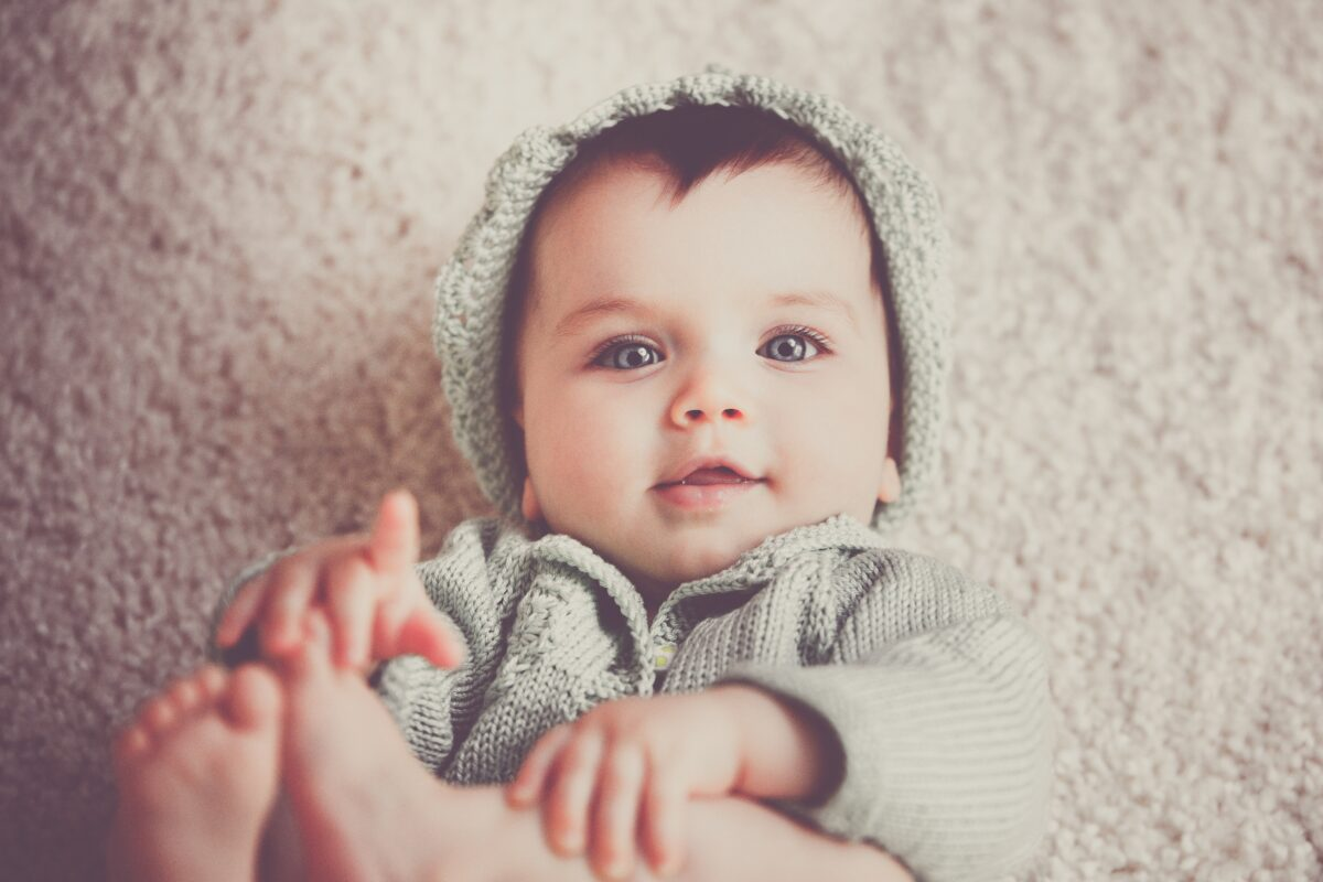 Babies of any age can benefit from a visit to the chiropractor.