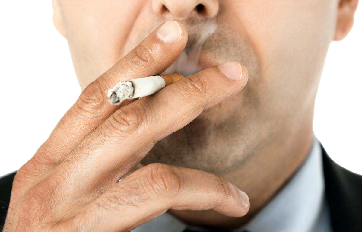 Did you know that smoking might be the cause of your back pain?